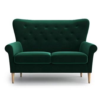 Sofa Amelie 2-osobowa, Bottle Green
