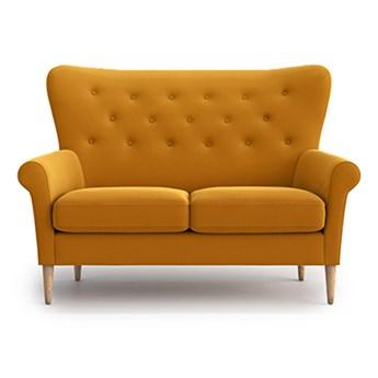 Sofa Amelie 2-osobowa, Golden Velvet