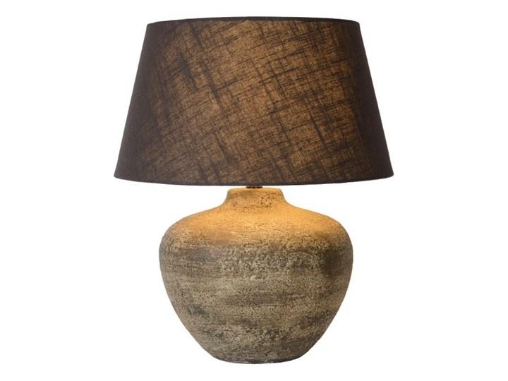 Lucide 47504/81/97 - Lampa stołowa RAMSES 1xE27/60W/230V Lampa nocna Styl Klasyczny Wysokość 48 cm Kategoria Lampy stołowe