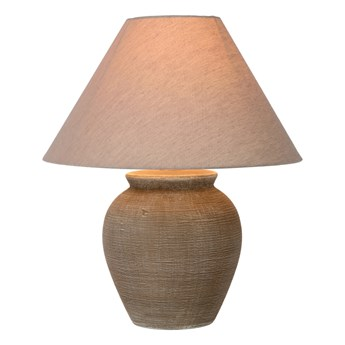 Lucide 47507/81/43 - Lampa stołowa RAMZI 1xE27/40W/230V 42cm