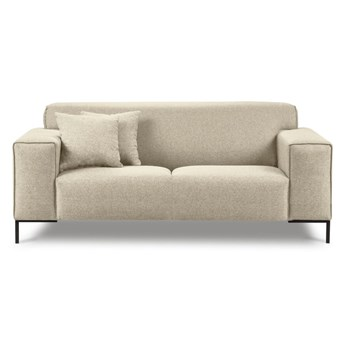 Beżowa sofa Cosmopolitan Design Seville, 194 cm
