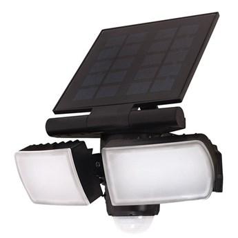 Solight WO772 - Reflektor solarny LED z czujnikiem 2000mAh LED/8W/3,7V IP44