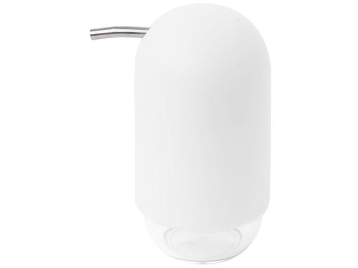 Dozownik na mydło Touch 7x14 cm biały Dozowniki Kategoria Mydelniczki i dozowniki