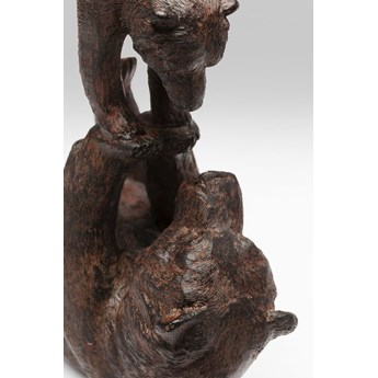 Figurka dekoracyjna Artistic Bears Handstand 18x27 cm