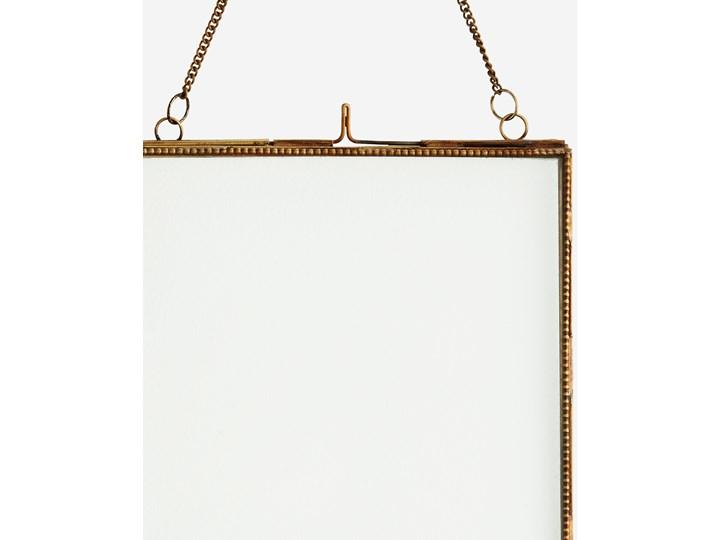 Ramka wisząca na zdjęcia Moe 15x20 cm miedziana Kategoria Ramy i ramki na zdjęcia Kolor Złoty