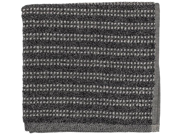Ręcznik Uliev 100x50 cm czarny Bawełna 50x100 cm Kategoria Ręczniki