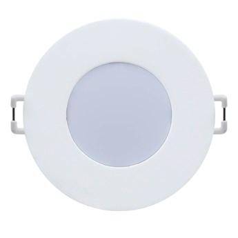 Oczko LED 345 lm 2700 K 8 cm białe