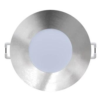 Oczko LED 345 lm 2700 K 8 cm chrom