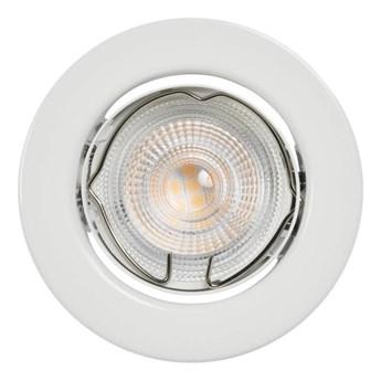 Oczko LED GoodHome Chancey GU10 345 lm 2700 K białe 5 szt.