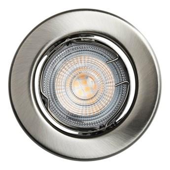 Oczko LED GoodHome Chancey GU10 345 lm 2700 K chrom 5 szt.