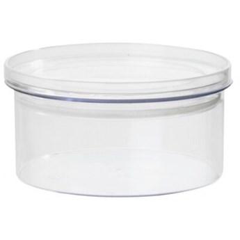 Pojemnik plastikowy PLAST TEAM Stockholm 53160800 0.8 L Przezroczysty
