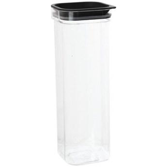 Pojemnik plastikowy PLAST TEAM Hamburg 51730800 1.7 L Czarny