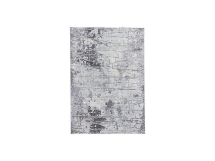 Salony Agata  Dywan KEMER 120x170 cm    SZARY  120x170 Pomieszczenie Sypialnia Dywany Poliester Syntetyk Prostokątny Kategoria Dywany