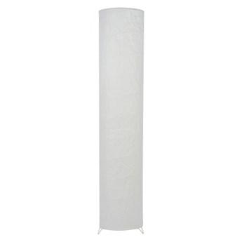Lampa podłogowa GoodHome Undara E27 biała