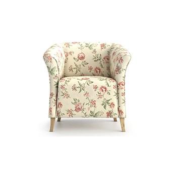 Fotel Juliett kubełek, Rosy