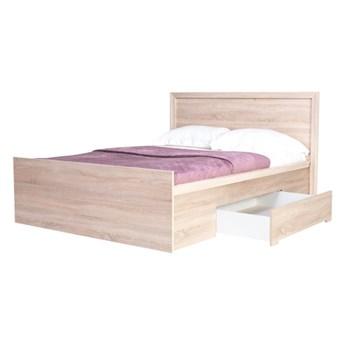 Łóżko 160x200 FINEZJA FN21 sonoma