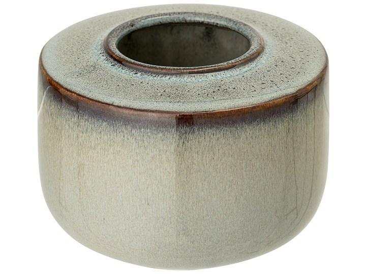 Pojemnik Erida Ø14x10 cm kolorowa Ceramika Kategoria Pojemniki i puszki Typ Pojemniki