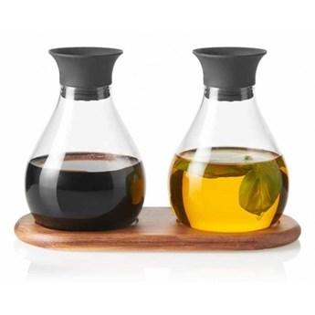 Zestaw 3cz. do oliwy i octu Firenze - Leonardo kod: L-031702