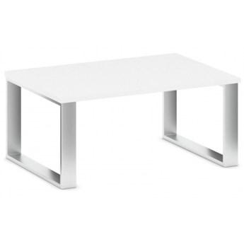 Stół konferencyjny STIFF, blat 1000 x 680 mm, biały