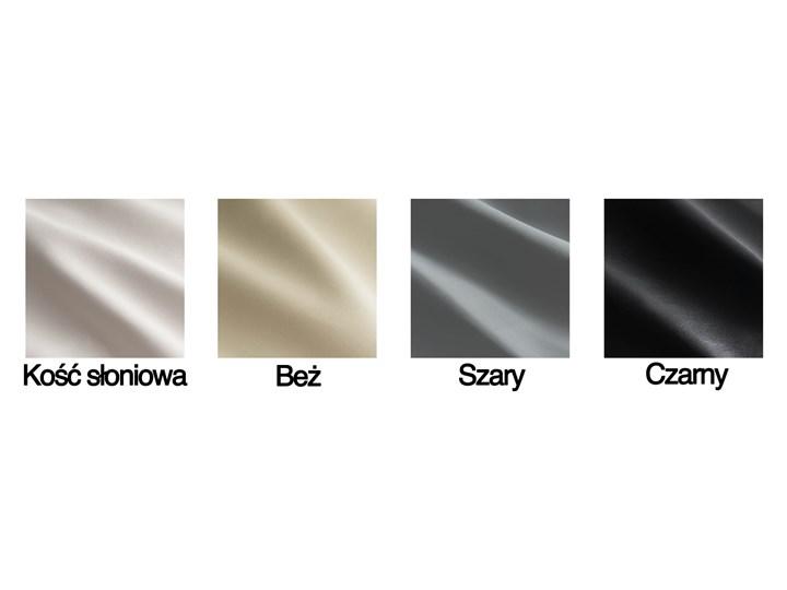 Ławka Sorento Kolor Szary Pikowana Materiał nóżek Drewno