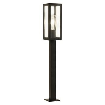 Searchlight 6441-900BK - Lampa zewnętrzna BOX 1xE27/60W/230V IP44