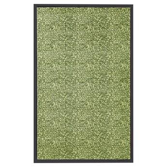 Zielona wycieraczka Zala Living Smart, 28x58cm