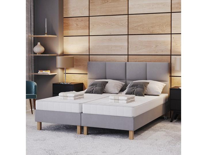 SELSEY Łóżko kontynentalne Dombay Drewno Kategoria Łóżka do sypialni