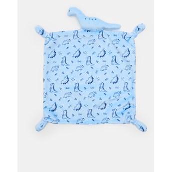 Sinsay - Kocyk do przytulania - Niebieski