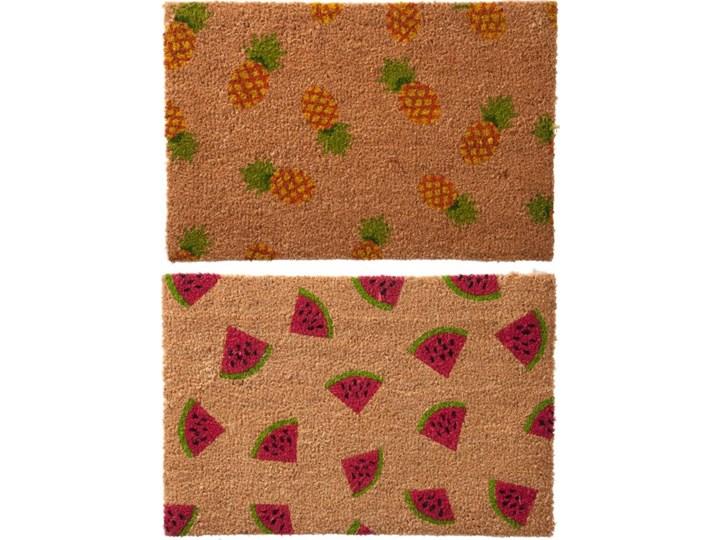 Wycieraczka Fruit 60x40cm naturalna II Kategoria Wycieraczki