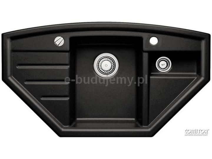 Blanco Zlewozmywak Ceramiczny Prion 9 E Czarny 512871 Odbiór