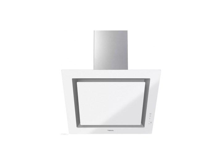 Okap przyścienny TEKA DLV 68660 White TOS Okap kominowy Kolor Biały Kategoria Okapy