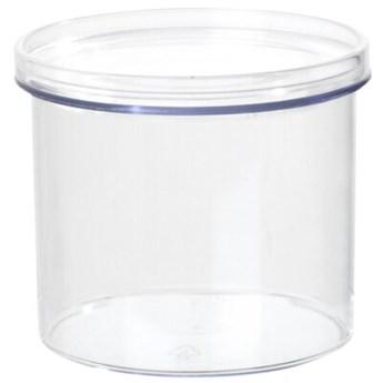 Pojemnik plastikowy PLAST TEAM Stockholm 53150800 0.6 L Przezroczysty