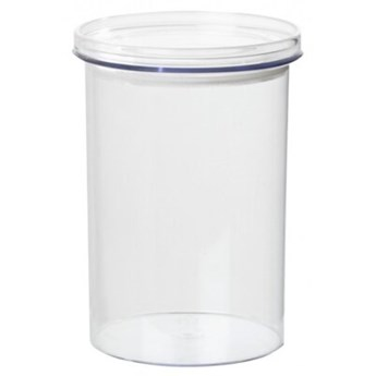 Pojemnik plastikowy PLAST TEAM Stockholm 53170800 1 L Niebieski