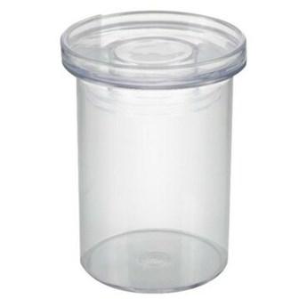 Pojemnik plastikowy PLAST TEAM Stockholm 53130800 0.1 L Przezroczysty
