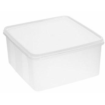 Pojemnik plastikowy PLAST TEAM Margerit 36310800 8 L Biały