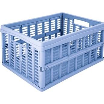Kosz PLAST TEAM 12450804 Niebieski