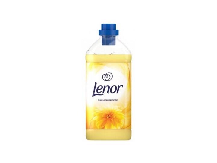 Płyn do płukania tkanin LENOR Summer 1,8 L Łazienka Kategoria Środki czystości Zastosowanie