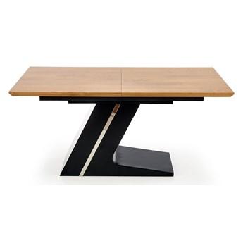 Rozkładany stół na jednej nodze w stylu industrialnym Ferguson