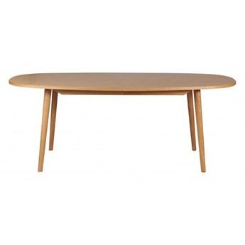 Stół Pure dębowy rozkładany 200-290 cm drewno