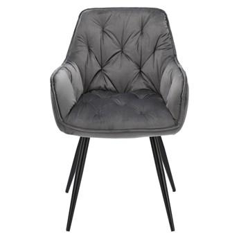 Krzesło Berry VIC grey