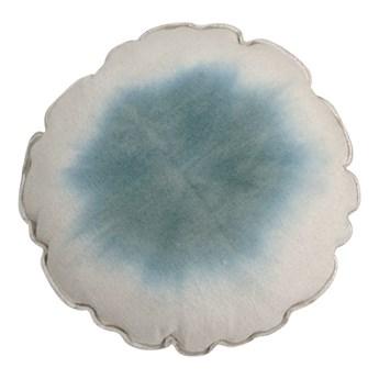 Poduszka do prania w pralce średnica 40 cm Tie-Dye Vintage Blue Lorena Canals