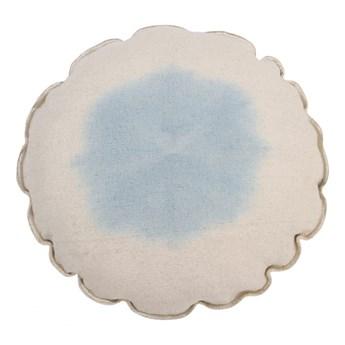 Poduszka do prania w pralce średnica 40 cm Tie-Dye Soft Blue Lorena Canals