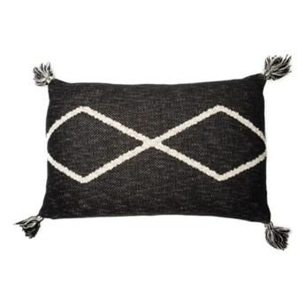 Poduszka do prania w pralce 30x48 cm Oasis Black Lorena Canals