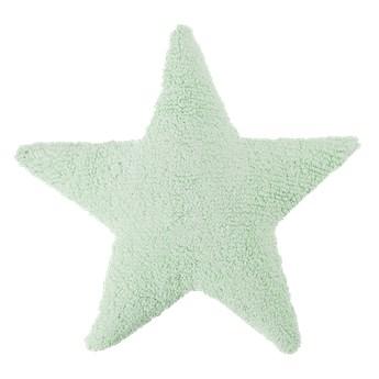 Poduszka do prania w pralce 54x54 cm Estrella Soft Mint Lorena Canals