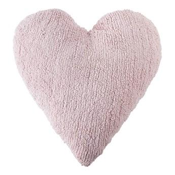 Poduszka do prania w pralce 50x45 cm Corazón Rosa Lorena Canals