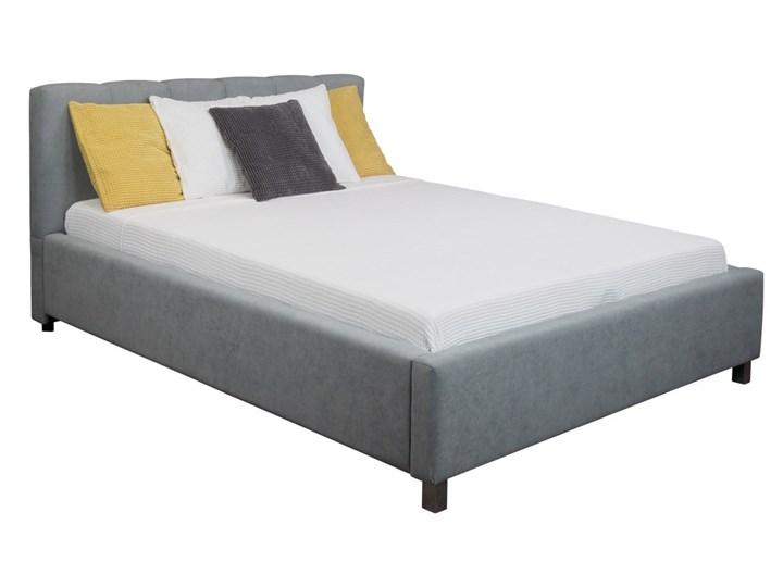 Łóżko Polo tapicerowane z pojemnikiem Łóżko tapicerowane Kategoria Łóżka do sypialni
