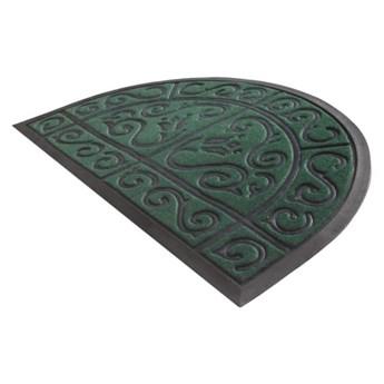 Wycieraczka dywanikowa półokrągła 50x80cm (Zielona) - oficjalny sklep internetowy YORK