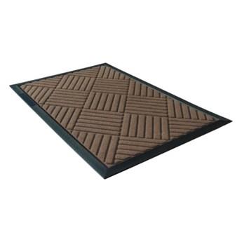 Wycieraczka dywanikowa KRATA 40x60cm (Brązowy) - oficjalny sklep internetowy YORK
