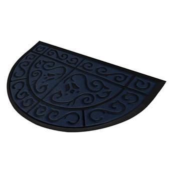 Wycieraczka dywanikowa półokrągła 50x80cm (Granatowa) - oficjalny sklep internetowy YORK
