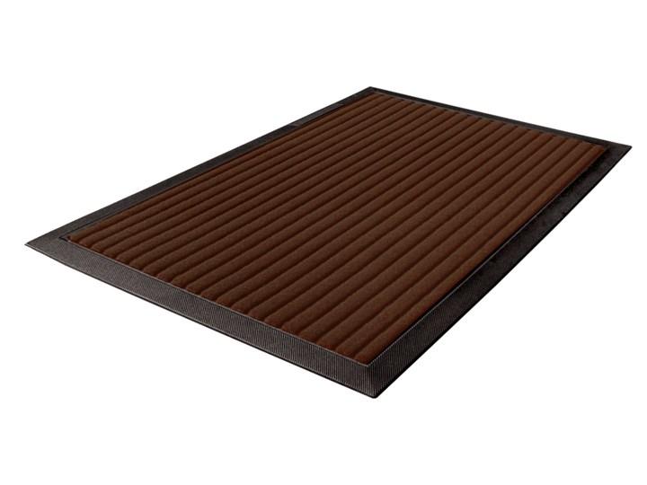 Wycieraczka dywanikowa PASKI 40x60cm (Brązowa) - oficjalny sklep internetowy YORK
